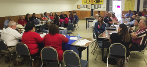 CASA Coalition members in Raymondville recently attended a social host strategy meeting to take action to protect youth in their community from underage alcohol use.