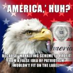 Use this Public Citizen meme to let AB InBev know that America is not for sale.