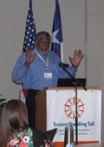 Texans Standing Tall brought tobacco expert Dr. Phil Gardiner, of the University of California Tobacco-Related Disease Research program, to speak about emerging tobacco issues including the issues emerging with 21st century tobacco products.