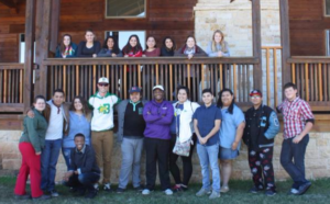 The Youth Leadership Council held is Fall training on the weekend of Nov. 18-20. The YLC welcomed back 10 returning members and 9 new members.